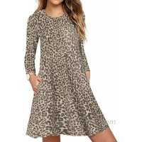 CNFIO Robe Noel Femme Grande Taille Robe Hiver Femmes Robe Pull Femme Casual Pull Noel Col Rond Robe Mini Tunique Chic Vêtements et accessoires